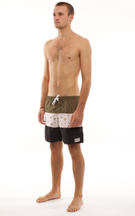 Lei Z Jam Olive Short. Photo: Rhythm Spring Collection